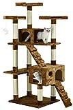 Go Pet Club Brown 72' Cat Tree F2081