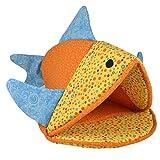 Kookamunga Funky Fish Cat Bed